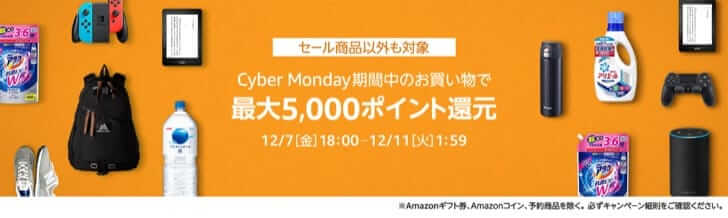 Cybermonday point